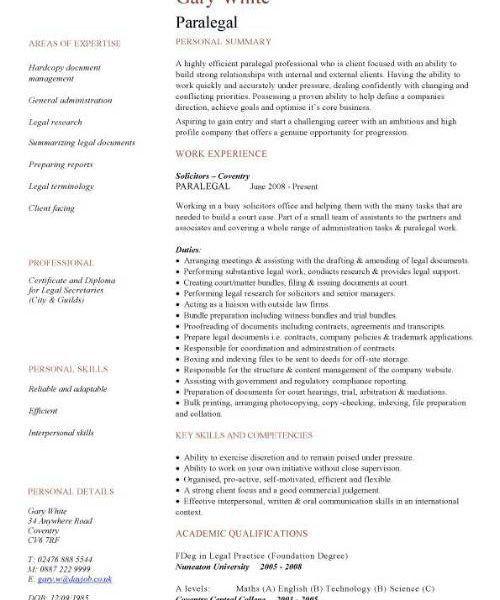 Legal Resume Format. Best Lawyer Resume Ideas - Office Resume ...