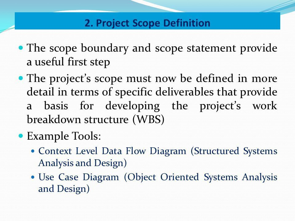 Lecture 4 Title: The Scope Management Plan   Ppt Video Online Download Awesome Design