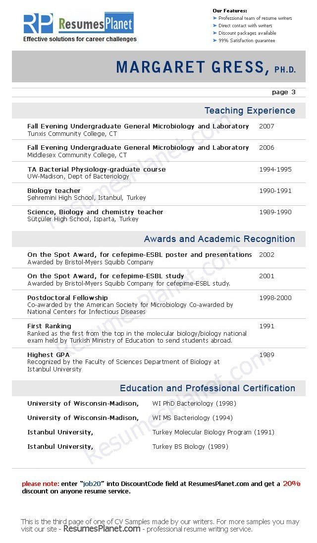 Collection of Solutions Some Sample Resumes On Letter - Gallery ...