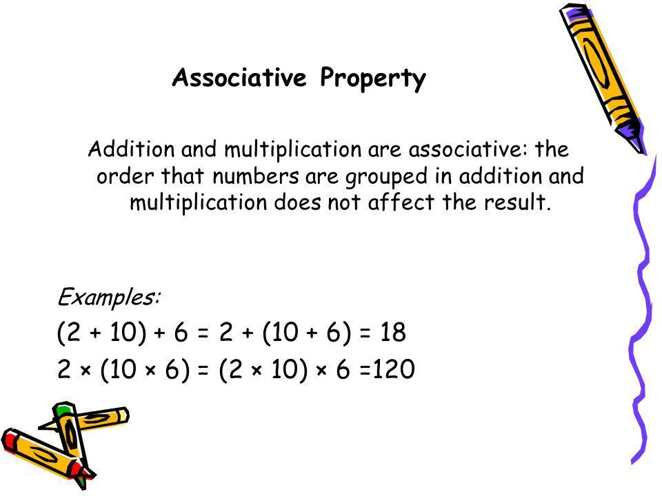 Whole Number Operations and Their Properties. Commutative Property ...