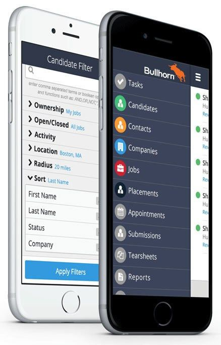 Applicant Tracking System | Bullhorn