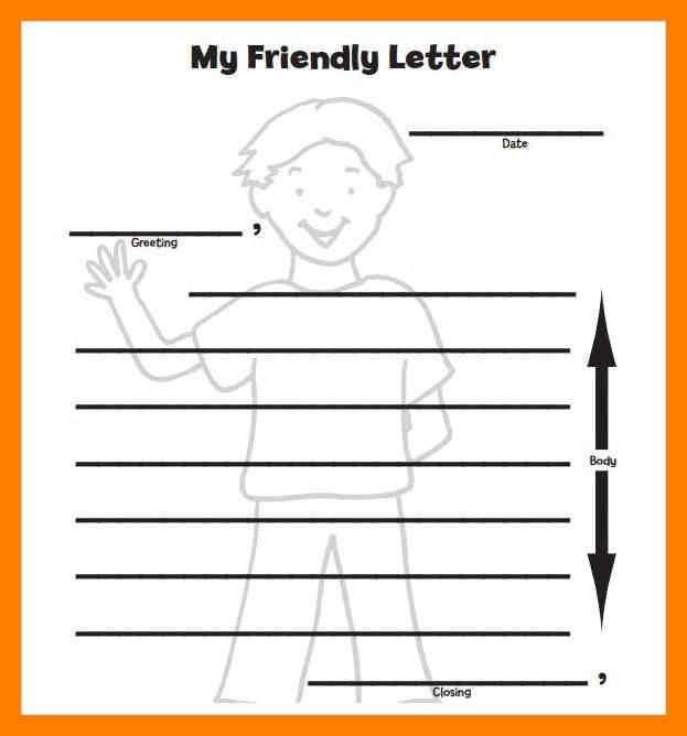 5+ letter templates for kids | noc certificate