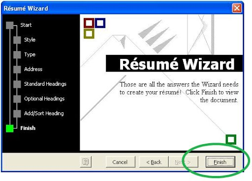 Resume Wizard Openoffice. resume template sample cover letter ...