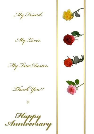 Free Printable Roses Cards