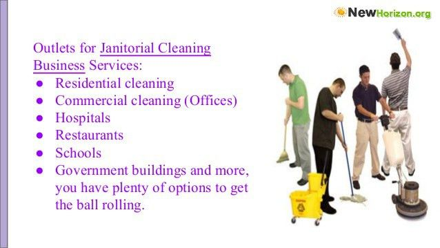 Tips On How To Start A Successful Janitorial Service Business