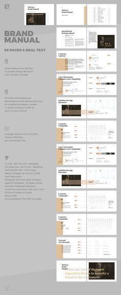 Professional Manual Template | Jobs.billybullock.us