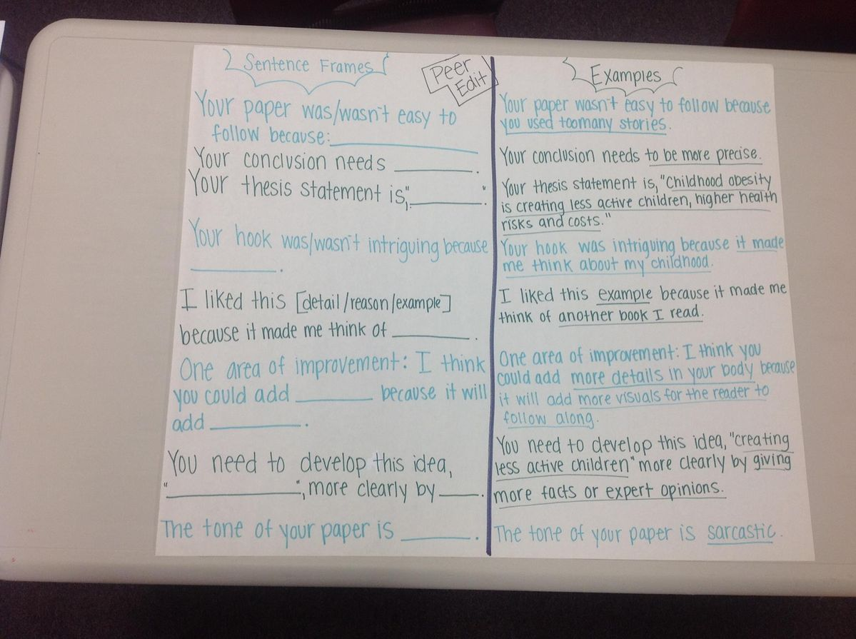 Using Writing-To-Learn Activities In The Foreign Language ...