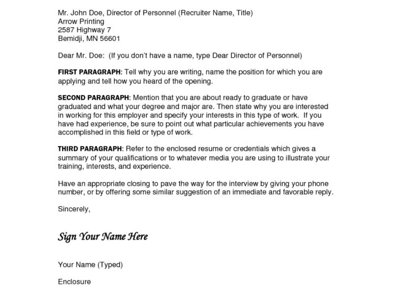 Pleasurable Design Ideas How To Address Cover Letter With No Name ...