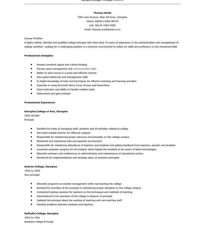 Homely Inpiration How To Make A Resume For College 8 Write ...