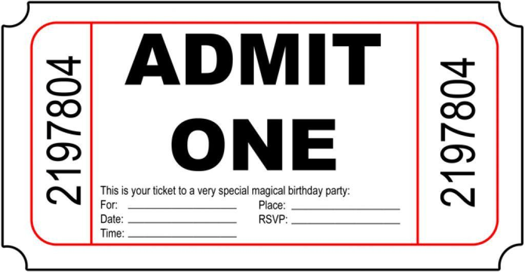 Birthday Invite Template - Themesflip.Com