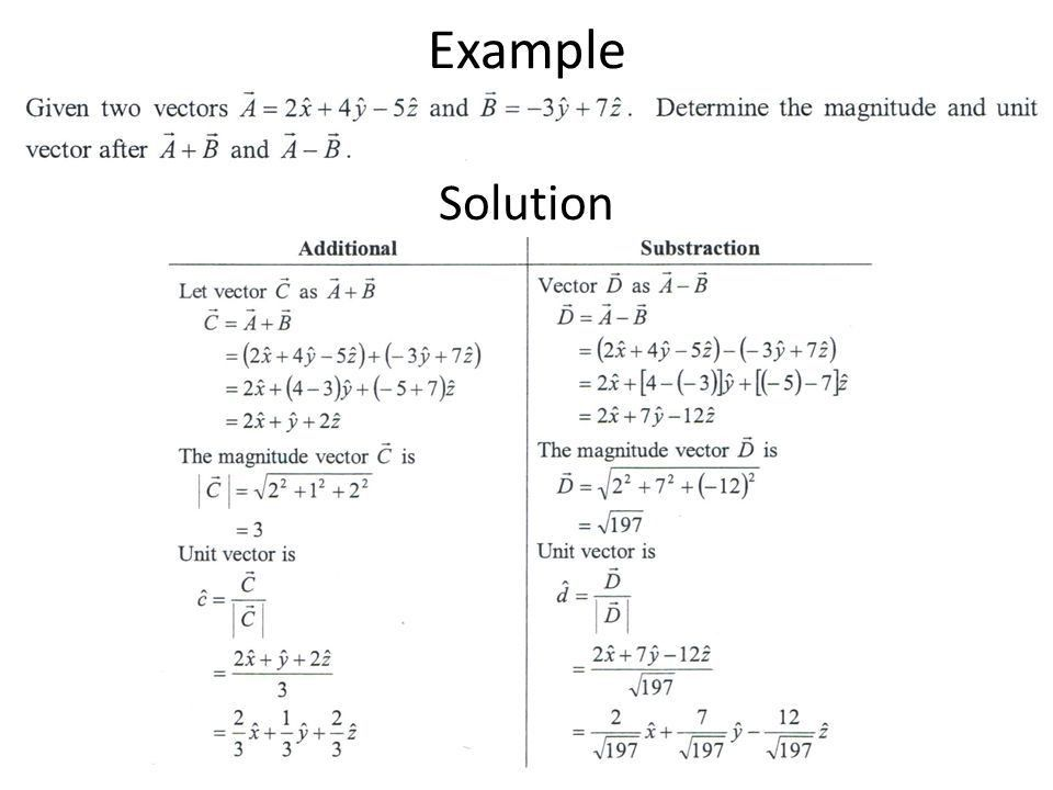 Scalar and Vector Fields - ppt video online download