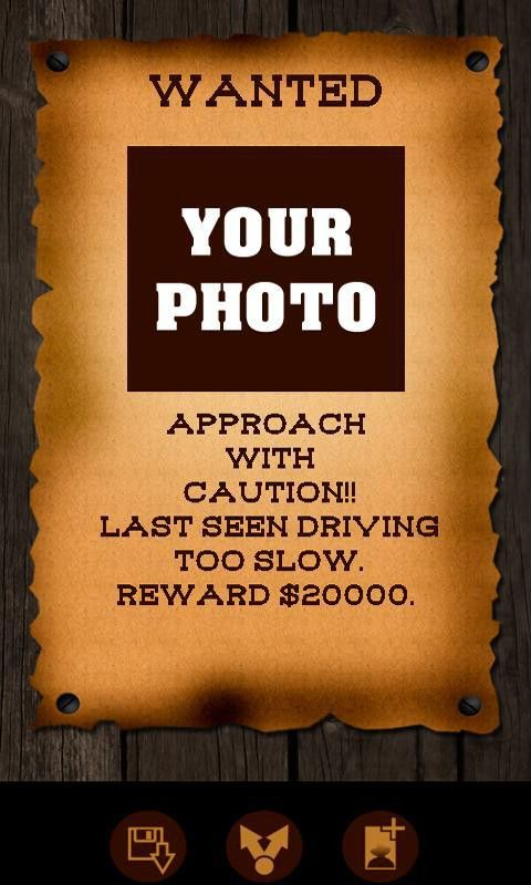 Most Wanted Poster for (Android) Free Download on MoboMarket
