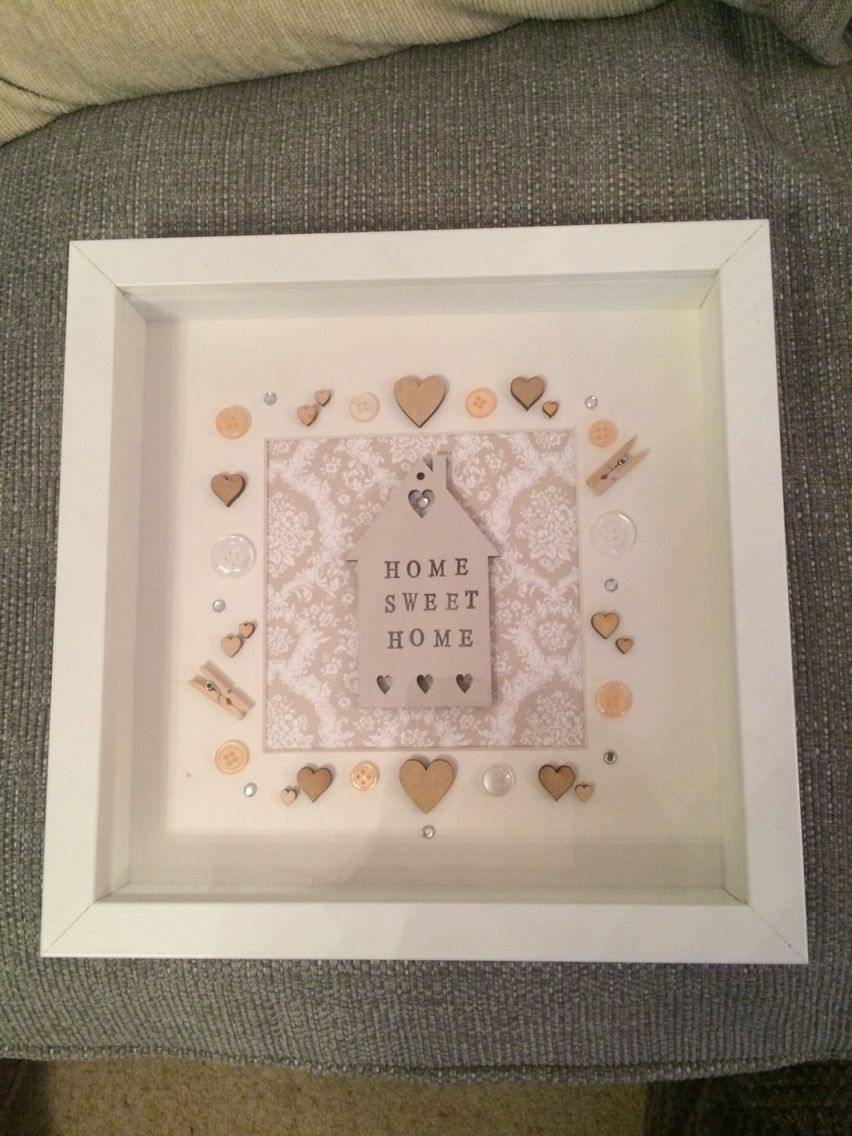 handmade scrabble tile frame perfect  t for daddy s