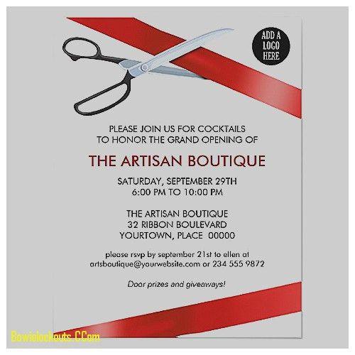 Invitation Design Ideas: Luxury Inauguration Invitation Card Sample,
