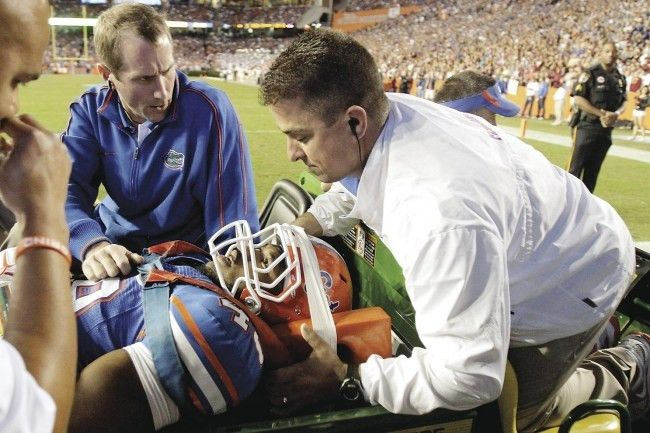 Trainers Butt Heads With Coaches Over Concussion Treatment - The ...