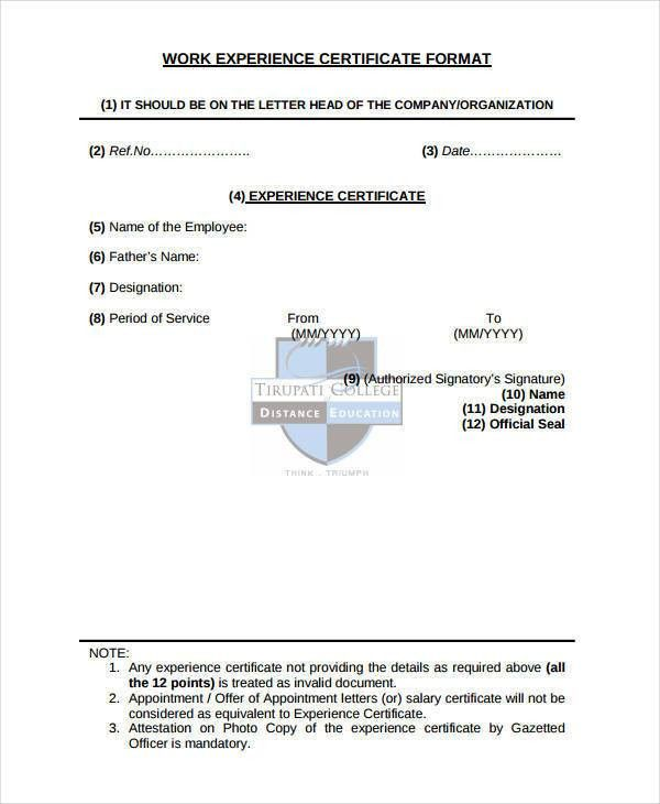 27 Certificate Formats