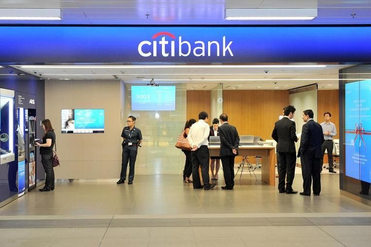 New layout, service style offered at Citibank's latest Woodlands ...