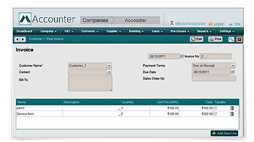 Free Online Accounting Software | Free Small Business Accounting ...
