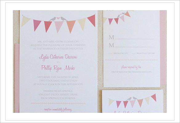Free Downloadable Wedding Invitations | almsignatureevents.com