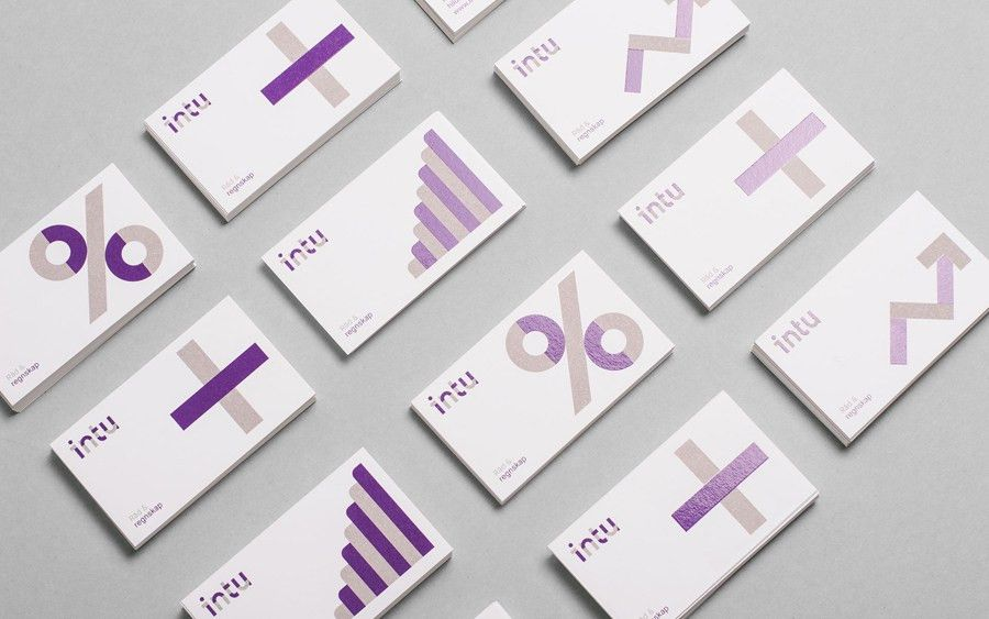 New Logo and Brand Identity for Intu by Heydays - BP&O