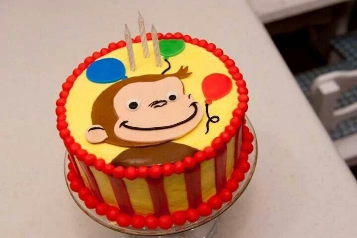 curious george curious george cakes and birthday cake