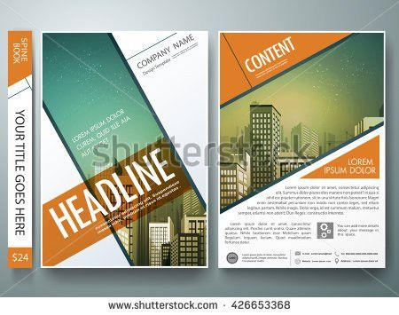 Book Cover Template Stock Images, Royalty-Free Images & Vectors ...