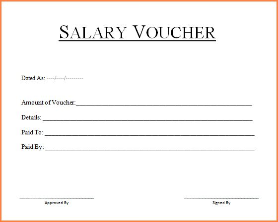 6+ sample salary slip format | Sales Slip Template