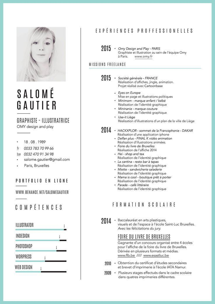 243 best Resume ideas images on Pinterest | Cv design, Resume ...