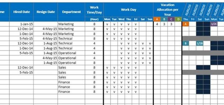 Free Microsoft Excel Templates and Spreadsheets - Comprehensive ...