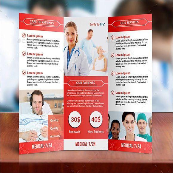 8+ Medical Brochures - PSD, In Design