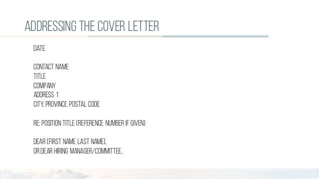 T4 - Cover Letter Peer Edits