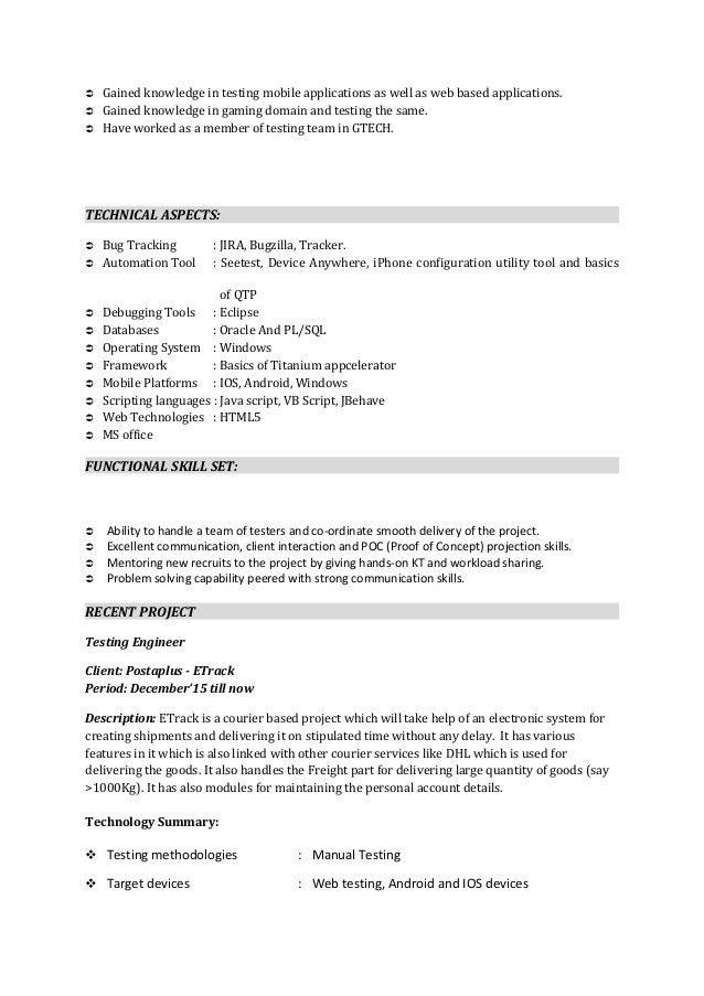 Resume - Meena Narayanan- Software Engineer-4 Years