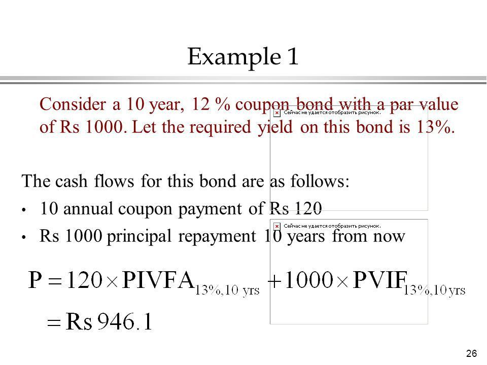 Valuation of Stocks and Bonds - ppt download