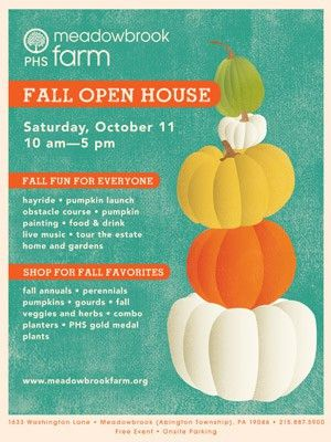 Celebrate Fall At The Meadowbrook Farm Open House With An Autumn ...
