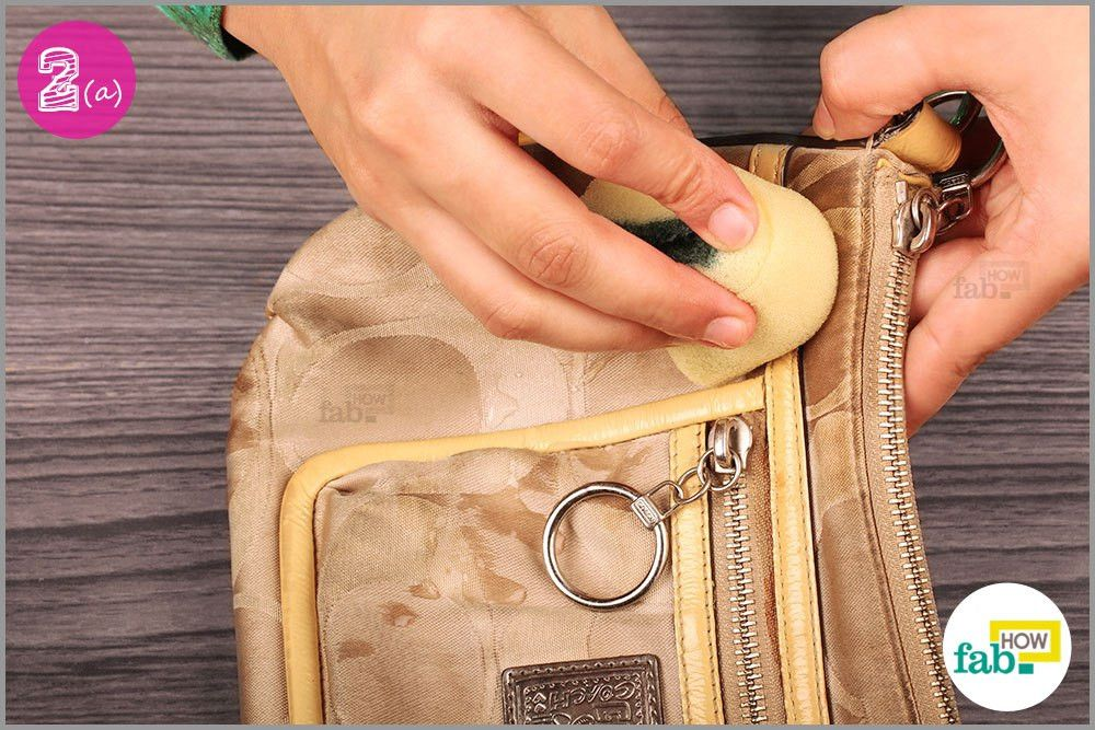 How to Clean Your Coach Handbag and Make it Look New