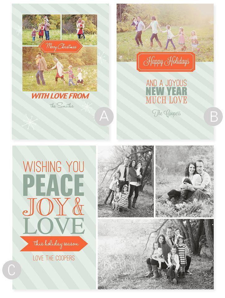 Best 25+ Christmas card templates ideas on Pinterest | Christmas ...