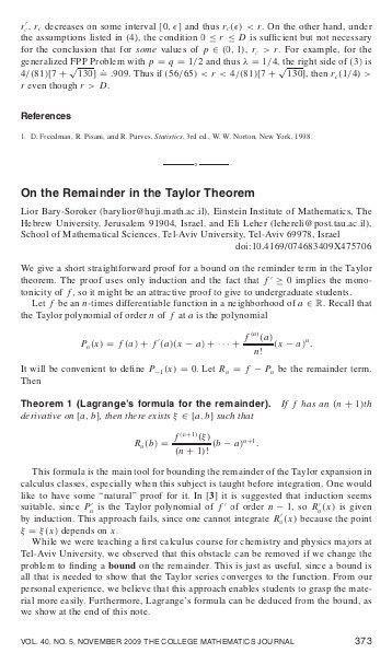 Chinese Remainder Theorem Master Sun's Mathematical Manual ...