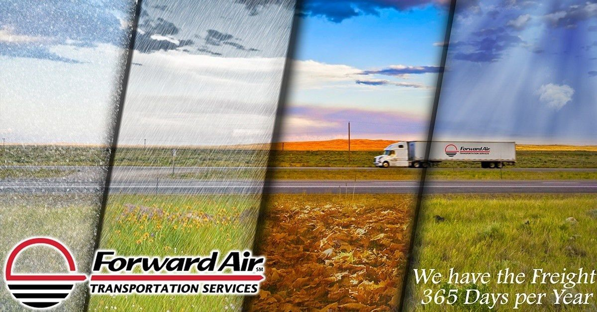 Forward Air Transportation Services | Truck Driver Jobs In America