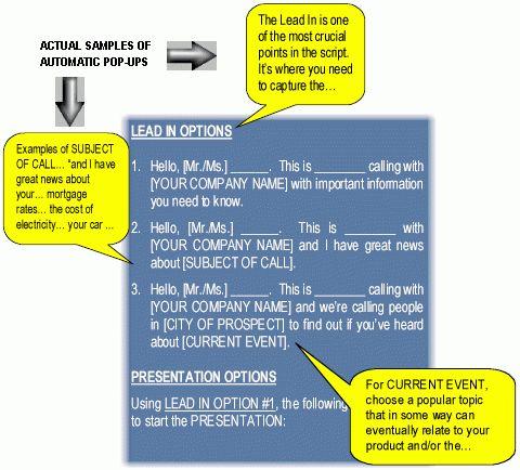Telemarketing Script Template: Create a WINNING Telemarketing ...