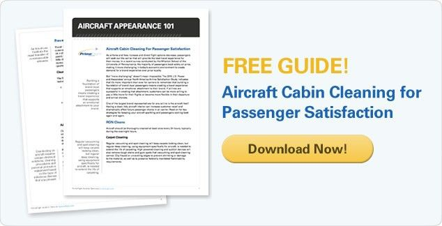 Cabin Cleaning Services | Aircraft Appearance | Aircraft Services
