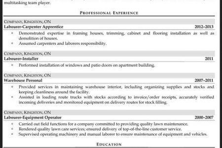 Frac Job Description Equipment Operator Resume Sample Resume ...