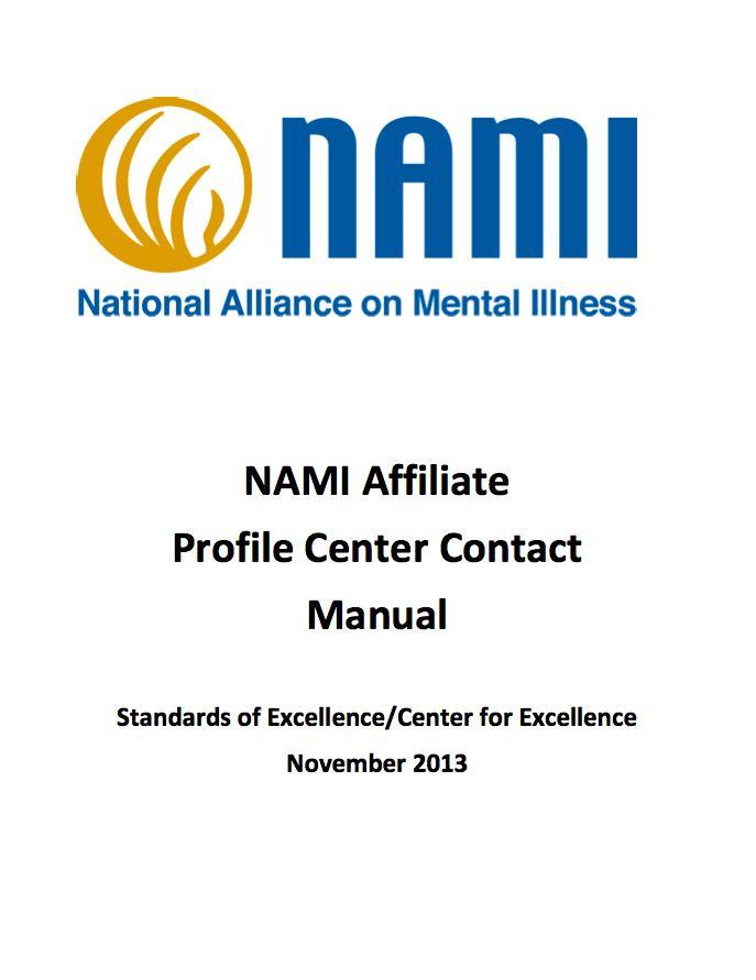 Profile Center - NAMI Texas - NAMI Texas
