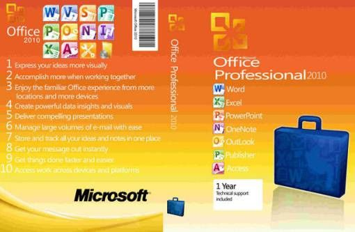 office Professional 2010 crack Full Version Free Download