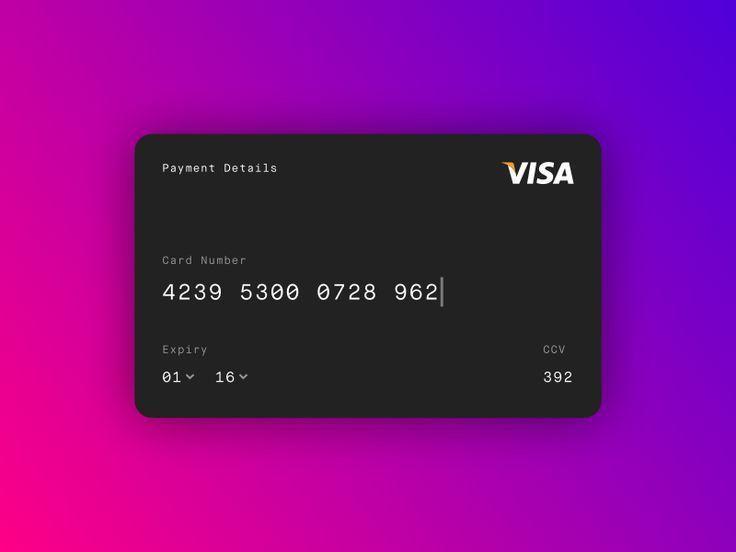43 best CC images on Pinterest | Credit cards, Credit card design ...
