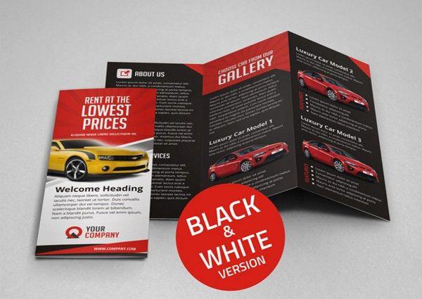 Car Brochure Template – 17+ Free PDF, PSD, AI, Vector Format ...