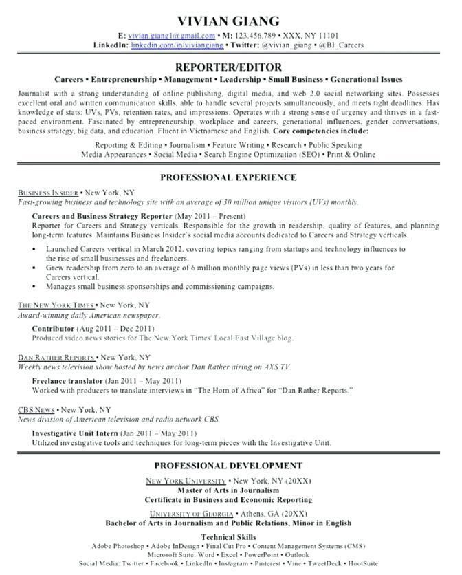 100+ [ Object For A Resume ] | Strikingly Idea How To Write A ...