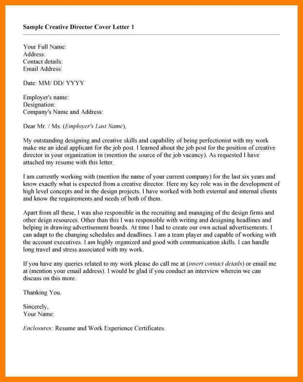 Creative Cover Letter. Very Nice Font Play And Layout Like How The ...