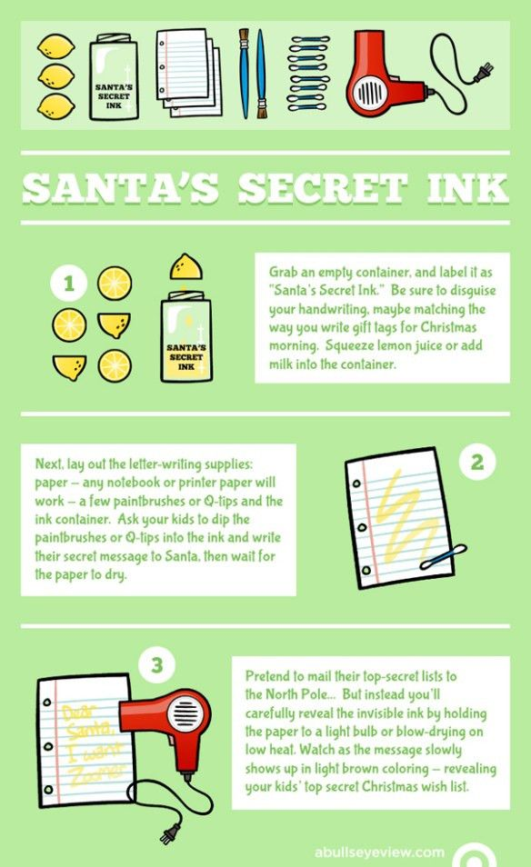Decoding Letters to Santa: A Tip from Target Kid's Gift Detective ...