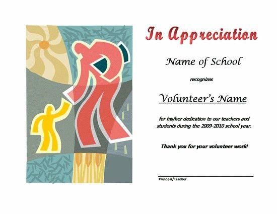 38 best volunteers wording images on Pinterest   Award ...