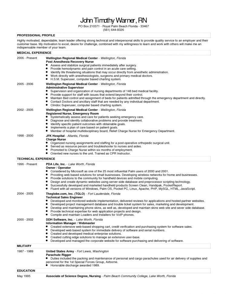 Leadership Skills For Resume - Resume Example
